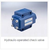 hydraulic-ckeck-operated