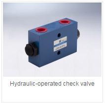 hydraulic-opertaed