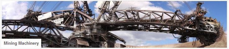miningg-machinery