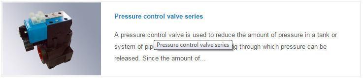 pressure-control